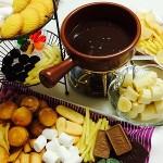 板チョコで作る簡単チョコレートフォンデュ(レシピ)