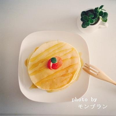 えん麦のちからを使ったホットケーキレシピ