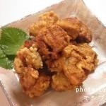 【鶏の中華風から揚げ(レシピ)】おいしさのポイント