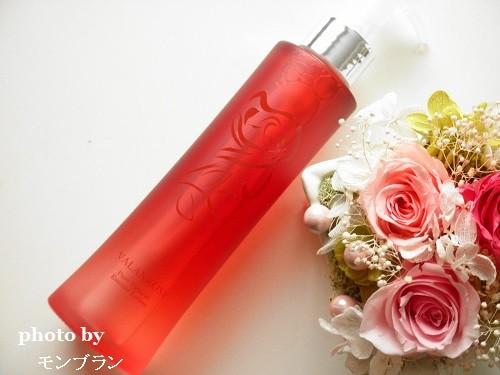 薔薇のパッケージがかわいいバランローズ