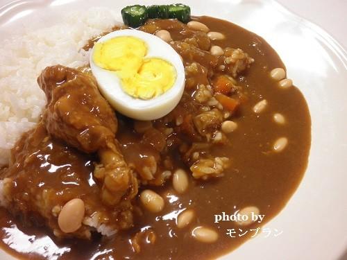 スーパー発芽大豆を使ったカレーレシピ