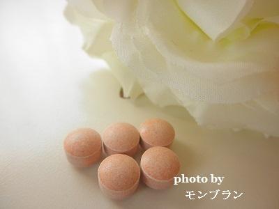 錠剤タイプのエラスチンナイト