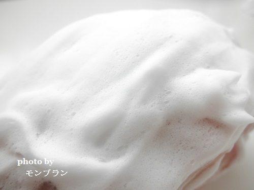 きめ細かい泡の酵素洗顔料ナールスフォーム