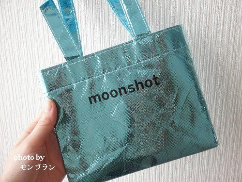 ムーンショットのバッグ