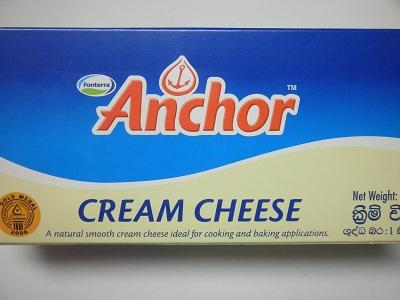 アンカー ニュージーランドクリームチーズ