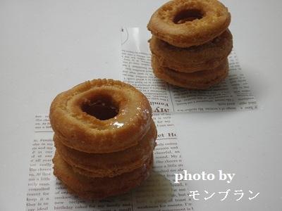 ミスド風オールドファッションドーナツレシピ