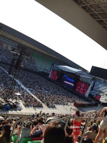 BIGBANGの10周年記念コンサート0.to.10 in Japan