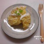残り物で作る簡単おやつ【ふわふわトライフル】レシピ