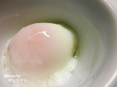 ヨーグルトメーカーヨーグルティアで作る温泉卵レシピ