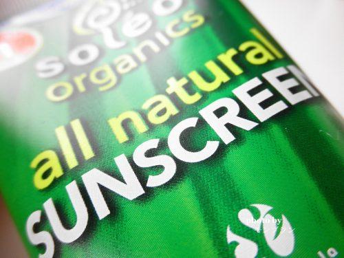 100%天然由来成分の日焼け止めクリームソレオ オーガニックス