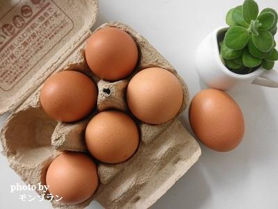 らでぃっしゅぼーや旬の野菜セット ぱれっとの卵
