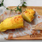 【さつま芋丸ごと そのまんまスイートポテト】レンジでできる簡単レシピ