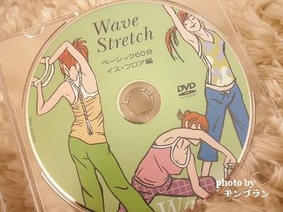 ウェーブストレッチリング用DVD