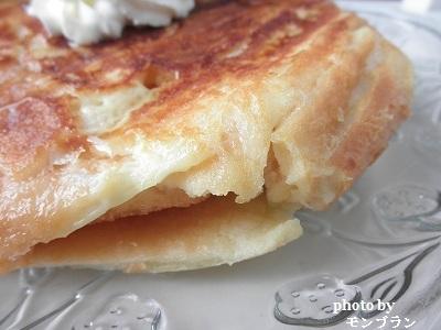 パンの耳で作るフレンチトースト