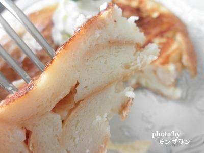 もっちりした食感のパンの耳で作るフレンチトースト
