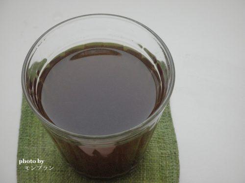 丸ごと粉末ごぼう茶恵巡美茶のできあがり
