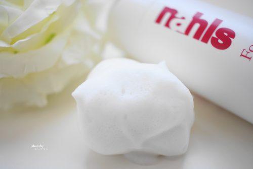 もっちり泡立つ酵素洗顔料ナールスフォームの口コミ