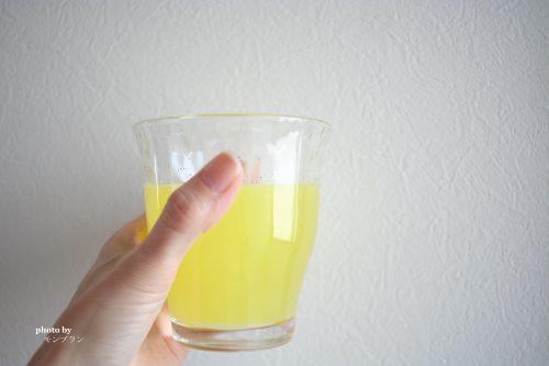 レモン色でレモン味の中学生高校生のための成長応援飲料プラステンアップ
