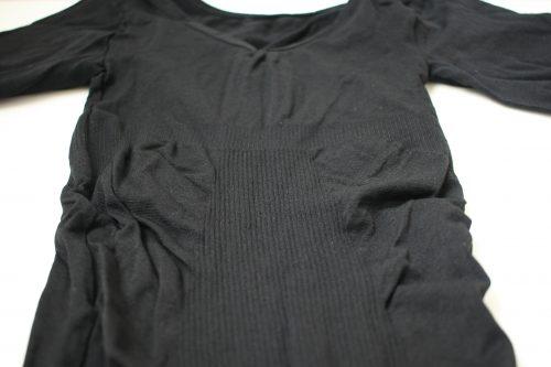 肉体改造加圧シャツ金剛筋シャツ黒