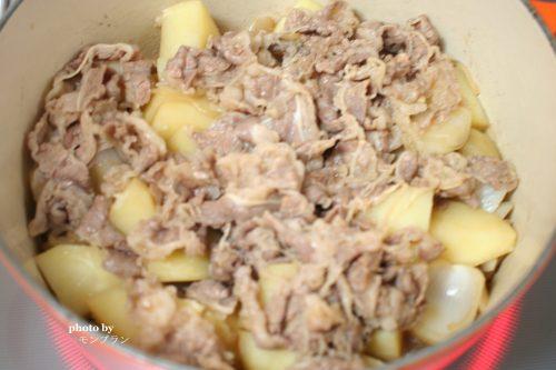 小林カツ代さんの肉じゃがの作り方