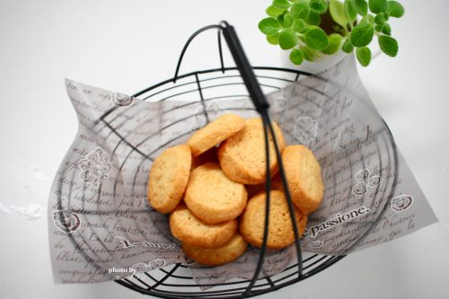 ショートニングを使ったサクサククッキーレシピ