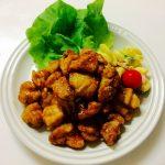 お弁当の人気No.1おかず【甘辛から揚げ】下味要らずの時短レシピ