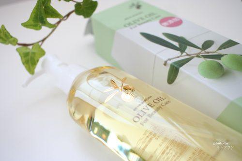 オリーブマノンの化粧用オリーブオイル