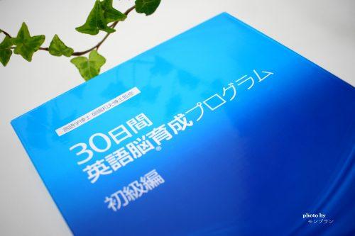 英語が話せるようになる30日間英語脳育成プログラム