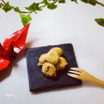 【中秋の名月】モチモチ感が長続き!お豆腐入りお月見だんご(レシピ)