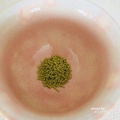 玉露園のこんぶ茶の中身