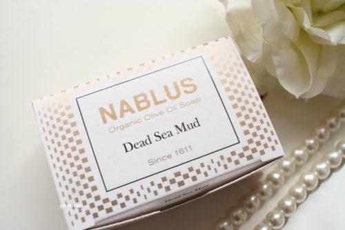 ナーブルスソープ死海の泥