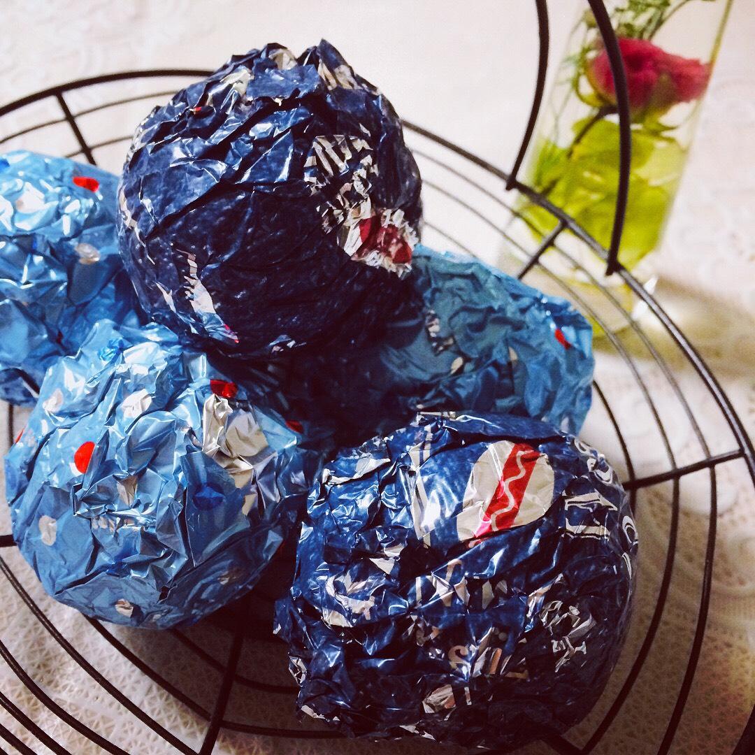 バレンタインのラムボール