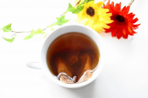 タンポポ茶ブレンドの作り方