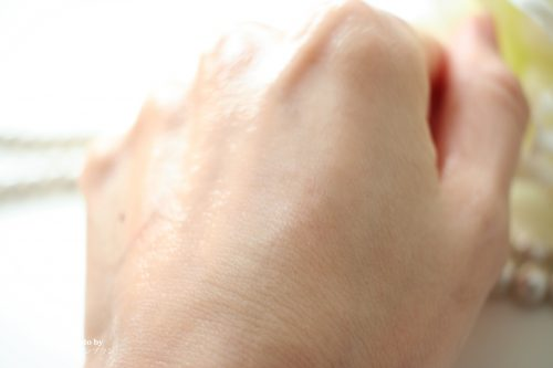 リズプラベール エッセンシャルオイルでしっとり肌