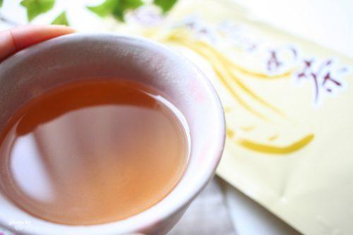 なたまめ茶のできあがり