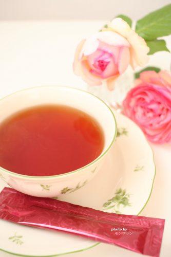 ノムバラと紅茶
