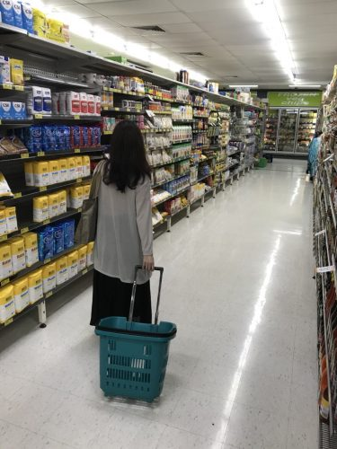 ケアンズ旅行記スーパーでお買い物