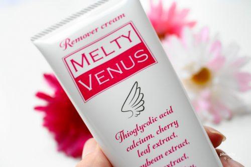 医薬部外品で安心して使える除毛クリームメルティヴィーナス