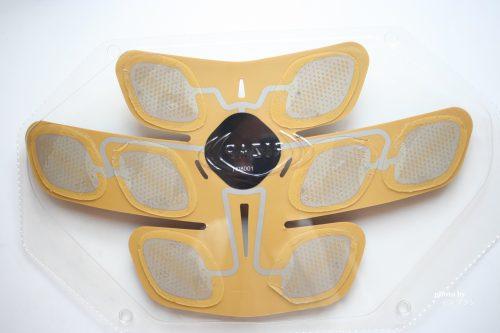 ライザップ腹筋ベルト3Dシェイパーの特徴