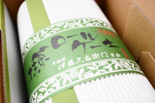 ギフトにもおすすめな伊藤久右衛門の抹茶ロールケーキ