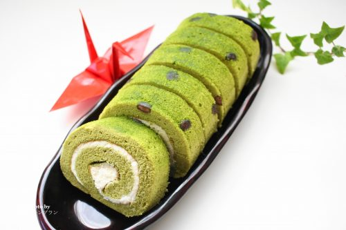 伊藤久右衛門の抹茶ロールケーキの口コミ