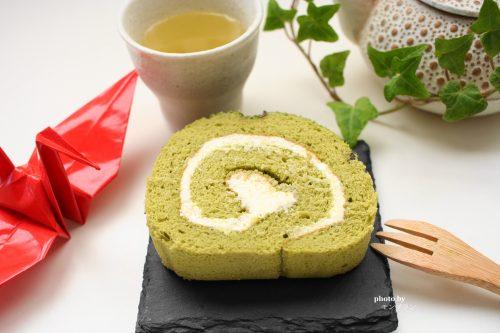 19%オフの伊藤久右衛門の抹茶ロールケーキ