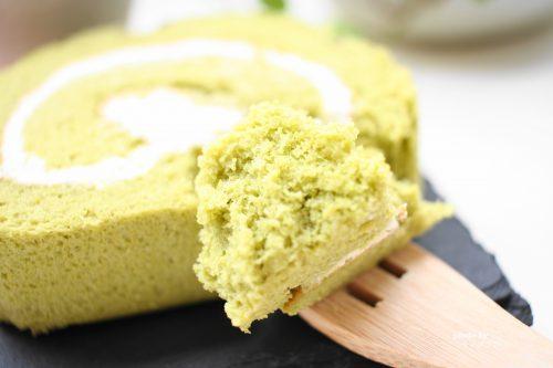 伊藤久右衛門の抹茶ロールケーキを食べた感想