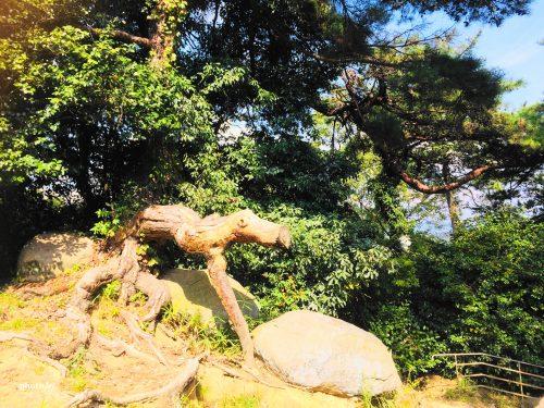 尾道千光寺公園の文学の小道