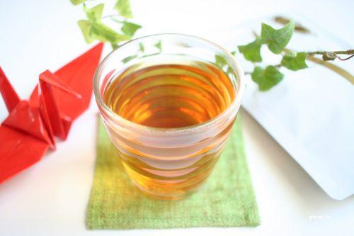 国産ダイエットプーアール茶さりゅうそうそうのお味と効果