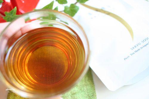 国産ダイエットプーアール茶さりゅうそうそうの口コミ