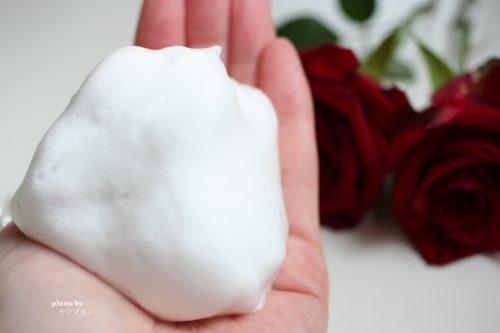 アテニアドレスリフトの洗顔石けんの効果