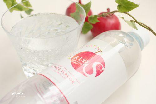 強炭酸水クオスりんご味を買う方法