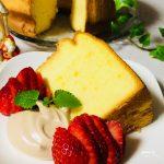 ベーキングパウダーなしのシフォンケーキレシピ:絶対失敗しない作り方のコツ