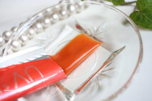サンソリットUVスティックゼリーの食べ方